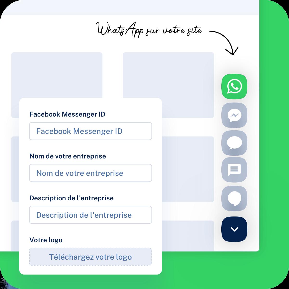 Comment intégrer un bouton WhatsApp Business ?