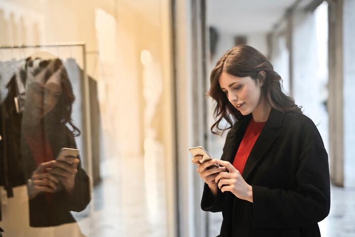 suivi satisfaction client google business messages