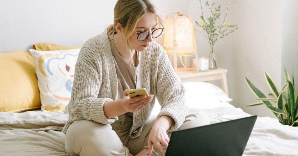 Une agence immobilière digital gagne des clients grace aux messaging