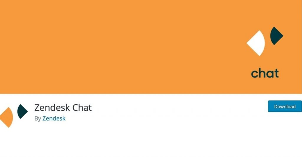 Plugin de messageries instantanées Zendesk Chat