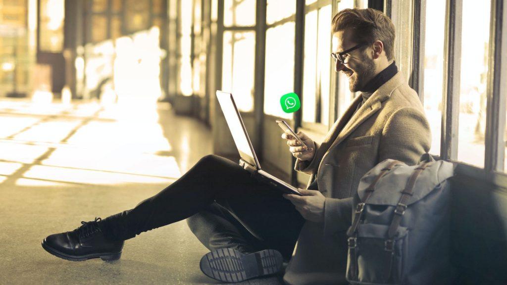 clients whatsapp business