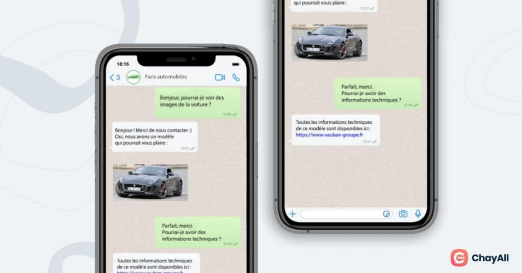 WhatsApp Business prix